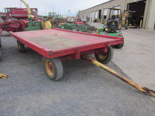 NH 7.5 x 16 flat wagon