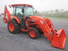 Kubota L4060 Tractor Loader Bac
