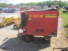 Agri-Metal feed cart