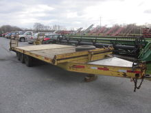 1990 Perone tri axle tagalong t