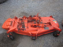 "Kubota 60"" mower deck"
