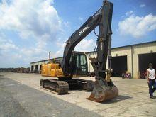 John Deere 120D Excavator