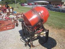 Worksaver 3pt mortar mixer