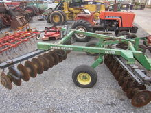 John Deere 13' 635 rock flex