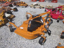 Woods 6' 3pt estate mower
