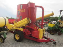 New Holland 355 grinder mixer