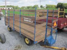 Stoltzfus 8x16 hay ride wagon