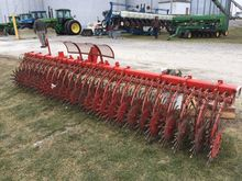Yetter 15' 3pt rotary hoe