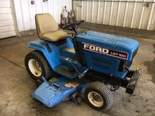 Ford LGT16D garden tractor