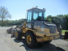 John Deere 304J Wheel Loader