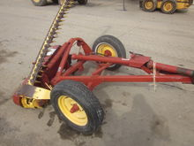 New Holland 9' pull sickle mowe
