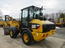 Used Cat 906H Wheel