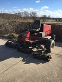 Toro Reel Master mower