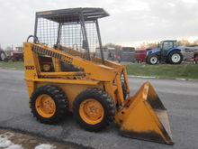 Case 1830 skid loader