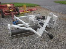 Harley 5' 3pt power rake