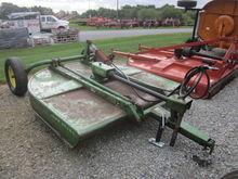 John Deere 7' pull mower