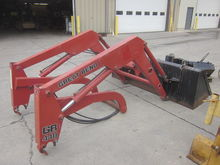 GB40 loader / Case IH CX100