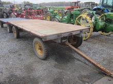 6.5x14 wagon with hoist