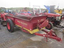 New Holland 327 manure spreader