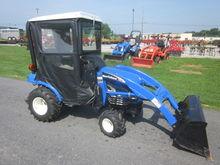 New Holland TZ24 4x4 loader