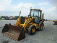 John Deere 310SE Tractor Loader