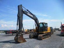 John Deere 160DLC Excavator