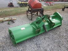 John Deere 8' 3pt flail mower