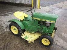 John Deere 110 garden tractor