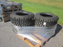 4 new 12-16.5 skid steer tires
