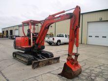 Kubota KX121-2 Excavator