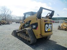 Cat 289C Skid Loader