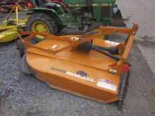Woods 5' 3pt rotary mower