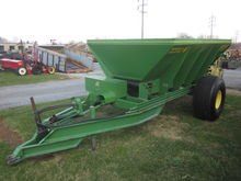 Spread Master mulch spreader