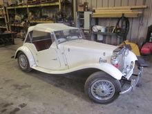 MG TD kit car
