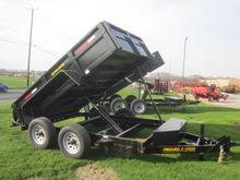 Pequea C1500 dump trailer