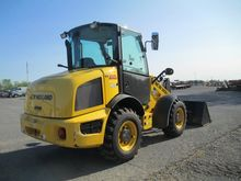 New Holland W50C Wheel Loader