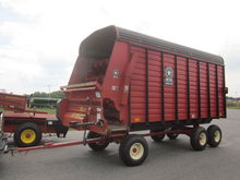 Meyer 4616 Forage Wagon