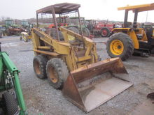 Case 1835B skid loader