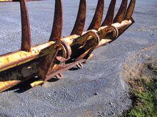 Pemberton 8' Root Rake
