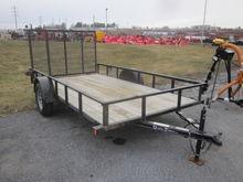 Quality 76x12' trailer