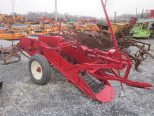 McCormick 1 row potato digger