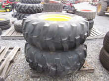 Tires 16.9x24 tires on rims