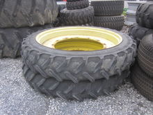 """Continental 48"""" tires on rims"""