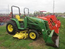 John Deere 4300 4x4 loader & mo
