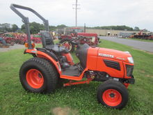 Kubota B2620 4x4 mower