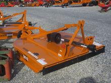 Woods 6' 3pt rotary mower