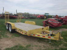 Cam Superline 14' trailer
