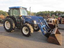 New Holland TN60 4x4 loader