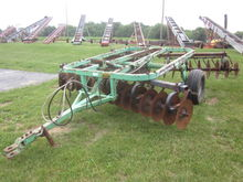 Deutz Allis 12' rock flex disc