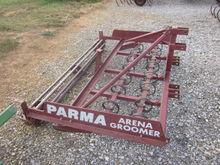 Parma 3pt ring groomer